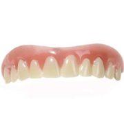 Protesi dentali fisse con o senza gengiva