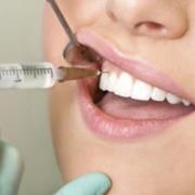 L'anestesia dal dentista fa male?